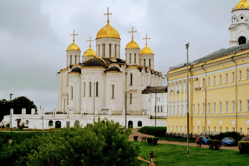 The Holy Assumption Cathedral