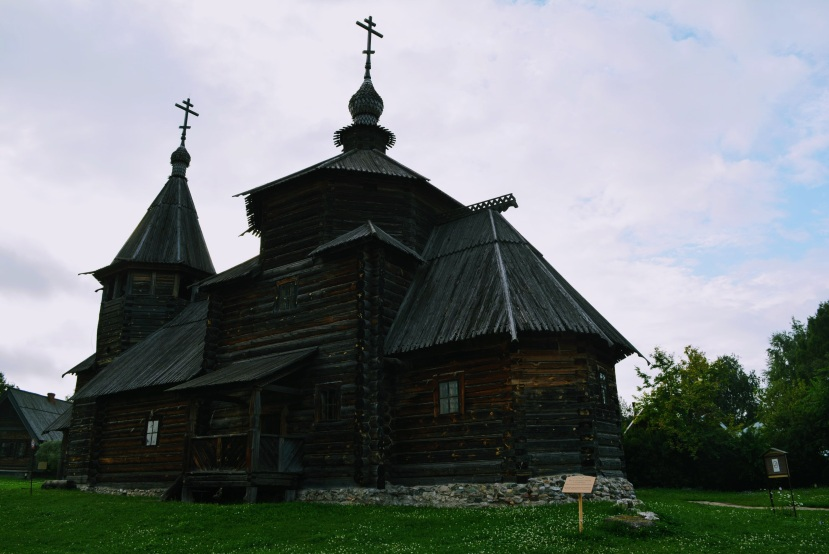 Museum of Wooden Architecture in Suzdal
