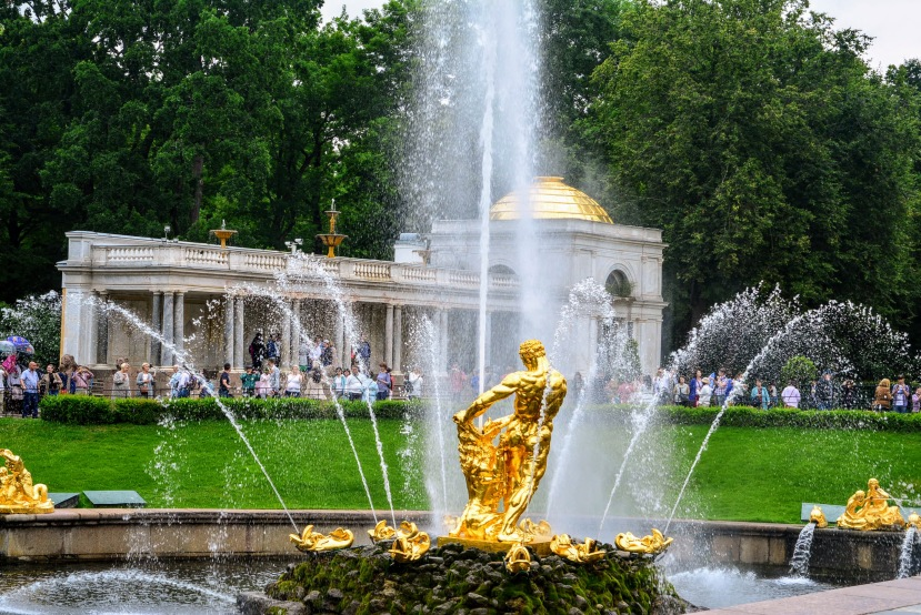 Gardens of Peterhof