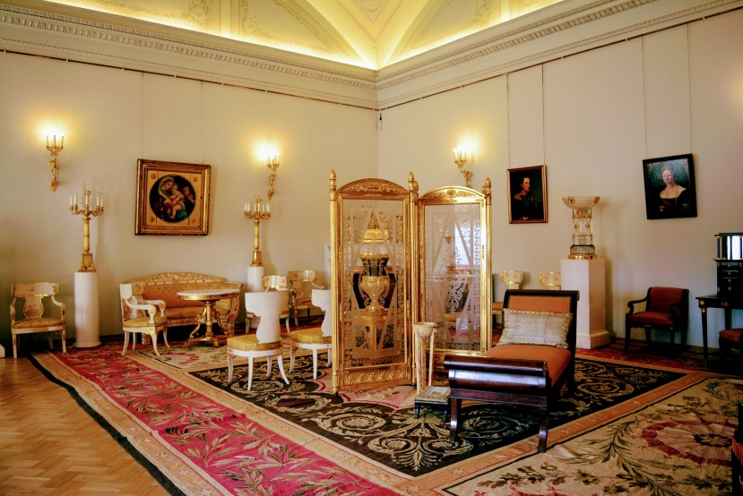 Displays at the Winter Palace, Hermitage
